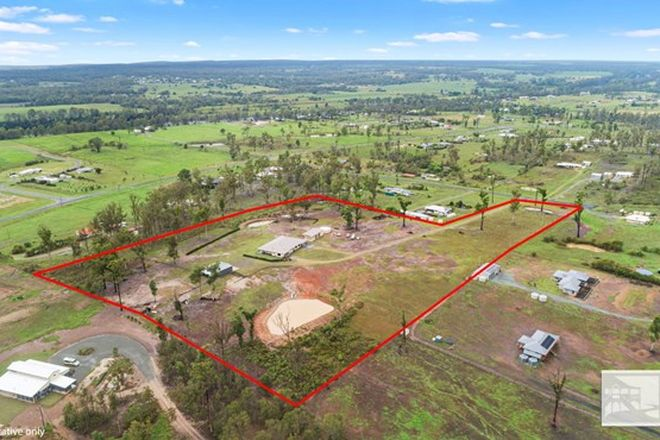 Picture of Lot 124 Kernovske Court, YENGARIE QLD 4650