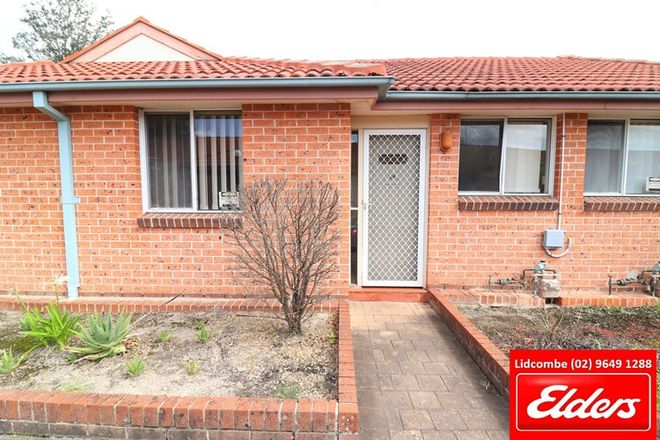 Picture of 19/16-20 Swete Street, LIDCOMBE NSW 2141