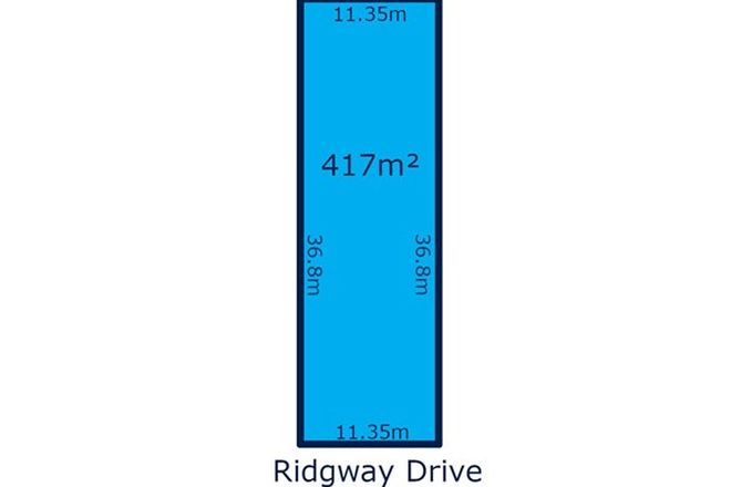 Picture of Lot 12, 10 Ridgway Drive, FLAGSTAFF HILL SA 5159