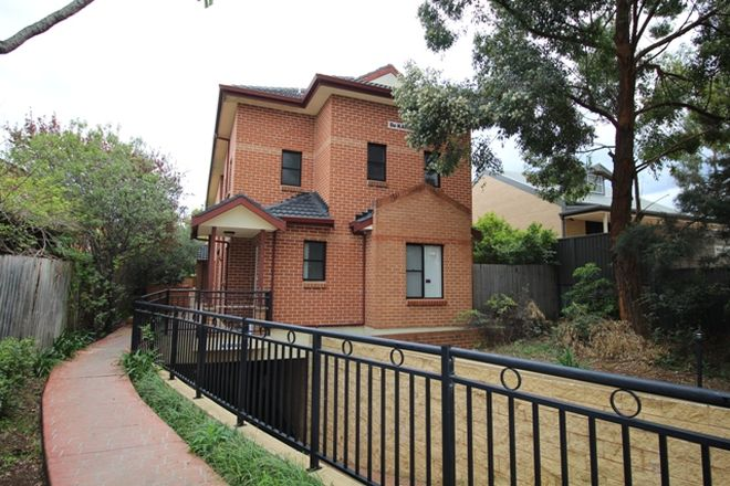 Picture of 6/70 Marsden Street, PARRAMATTA NSW 2150