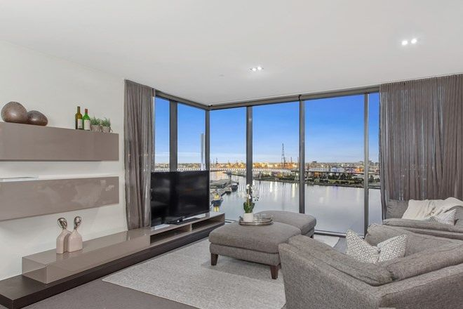 Picture of 162/8 Waterside Place, DOCKLANDS VIC 3008