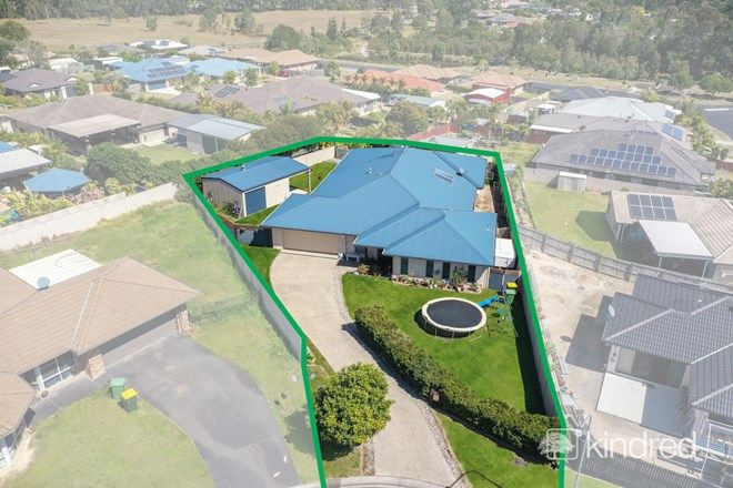 Picture of 4 Moola Court, D'AGUILAR QLD 4514