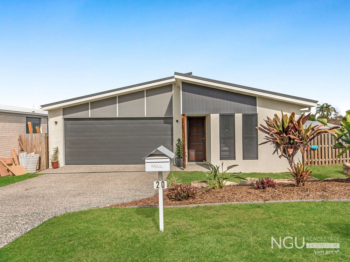 20 Wright Crescent, Flinders View QLD 4305, Image 0