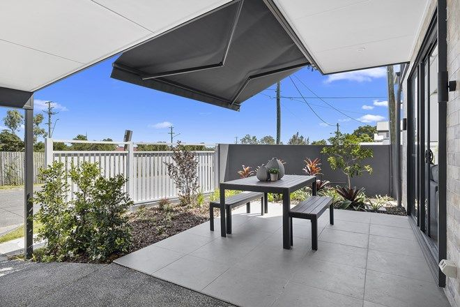 Picture of 4/5 Cromwell St, WOOLOOWIN QLD 4030