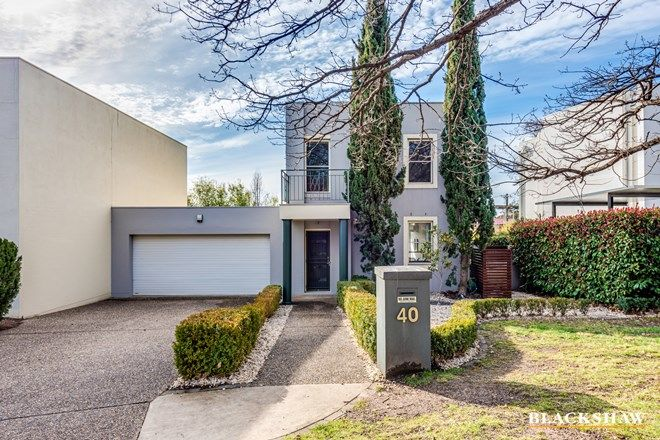 Picture of 40 Esperance Street, RED HILL ACT 2603