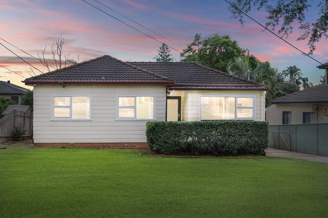 Picture of 5 Marie Street, CONSTITUTION HILL NSW 2145