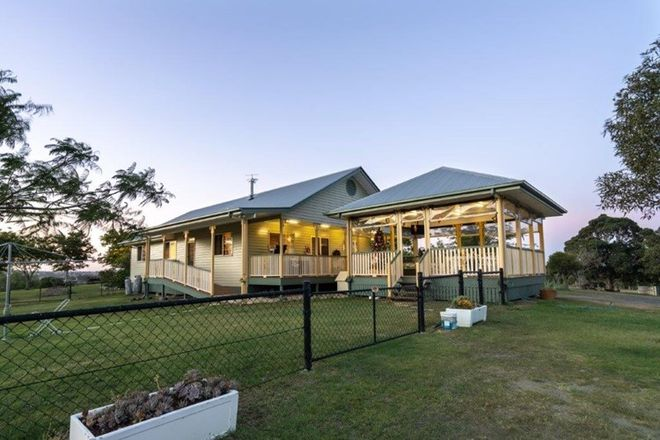 Picture of 268 Evans Road, MILFORD QLD 4310