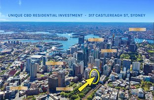 Picture of 519 A+B/317 Castlereagh Street, Sydney NSW 2000