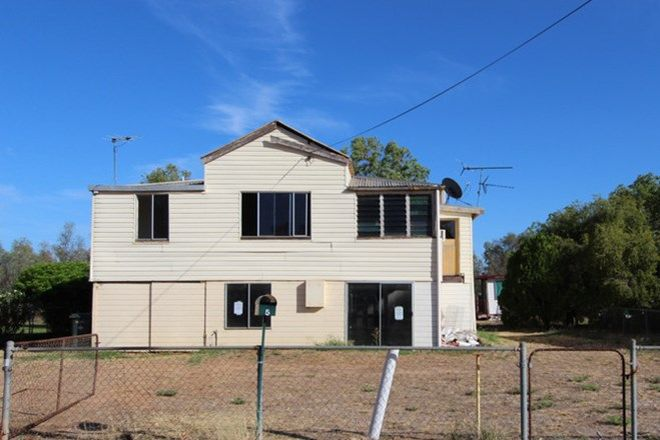 Picture of 5 Parry Street, CHARLEVILLE QLD 4470
