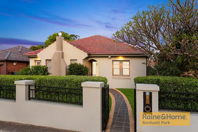 Picture of 83 Darley Road, BARDWELL PARK NSW 2207