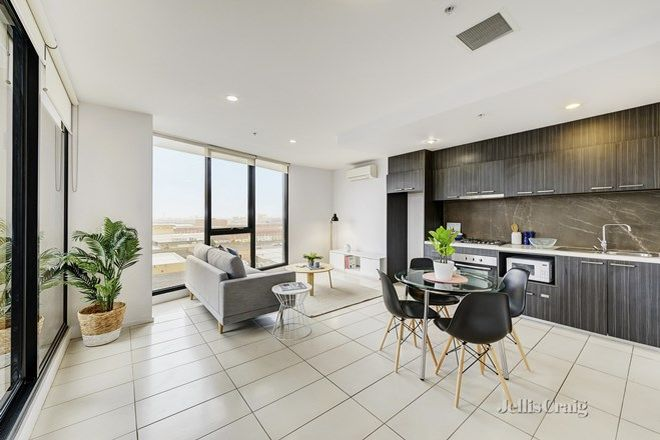 Picture of 612/179 Boundary Road, NORTH MELBOURNE VIC 3051