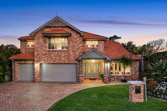 Picture of 2 Hallstrom Place,, MONA VALE NSW 2103