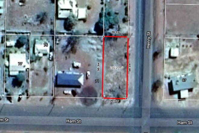 Picture of 69 Ham Street, CLONCURRY QLD 4824