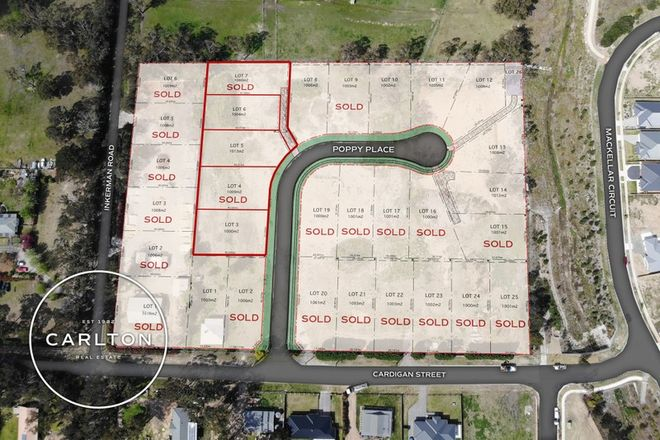 Picture of Stage 4 Cardigan Street, BALACLAVA NSW 2575