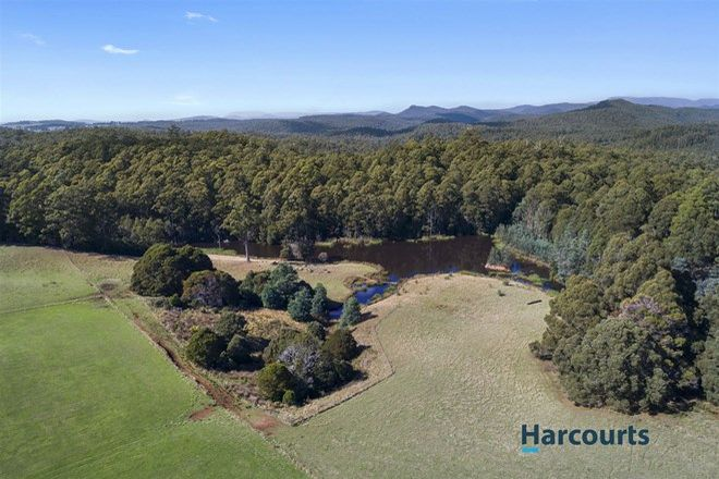 Picture of 1027A Upper Natone Road, UPPER NATONE TAS 7321