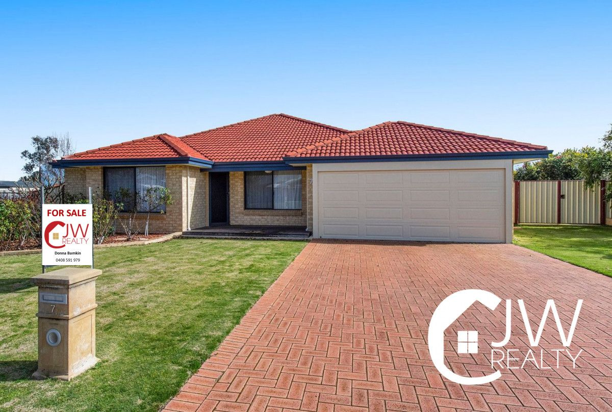 7 Burwood Road, Australind WA 6233, Image 0
