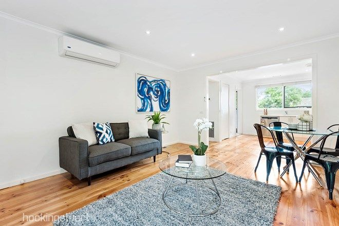 Picture of 2/4 Peace Street, GLEN IRIS VIC 3146