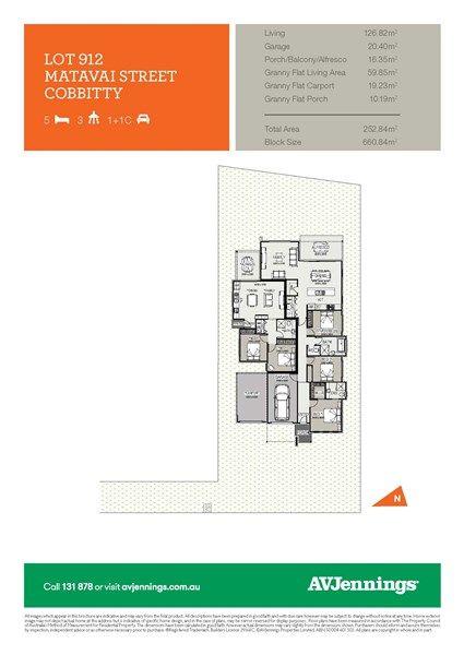 Lot 912 Matavai Street, Cobbitty NSW 2570, Image 1