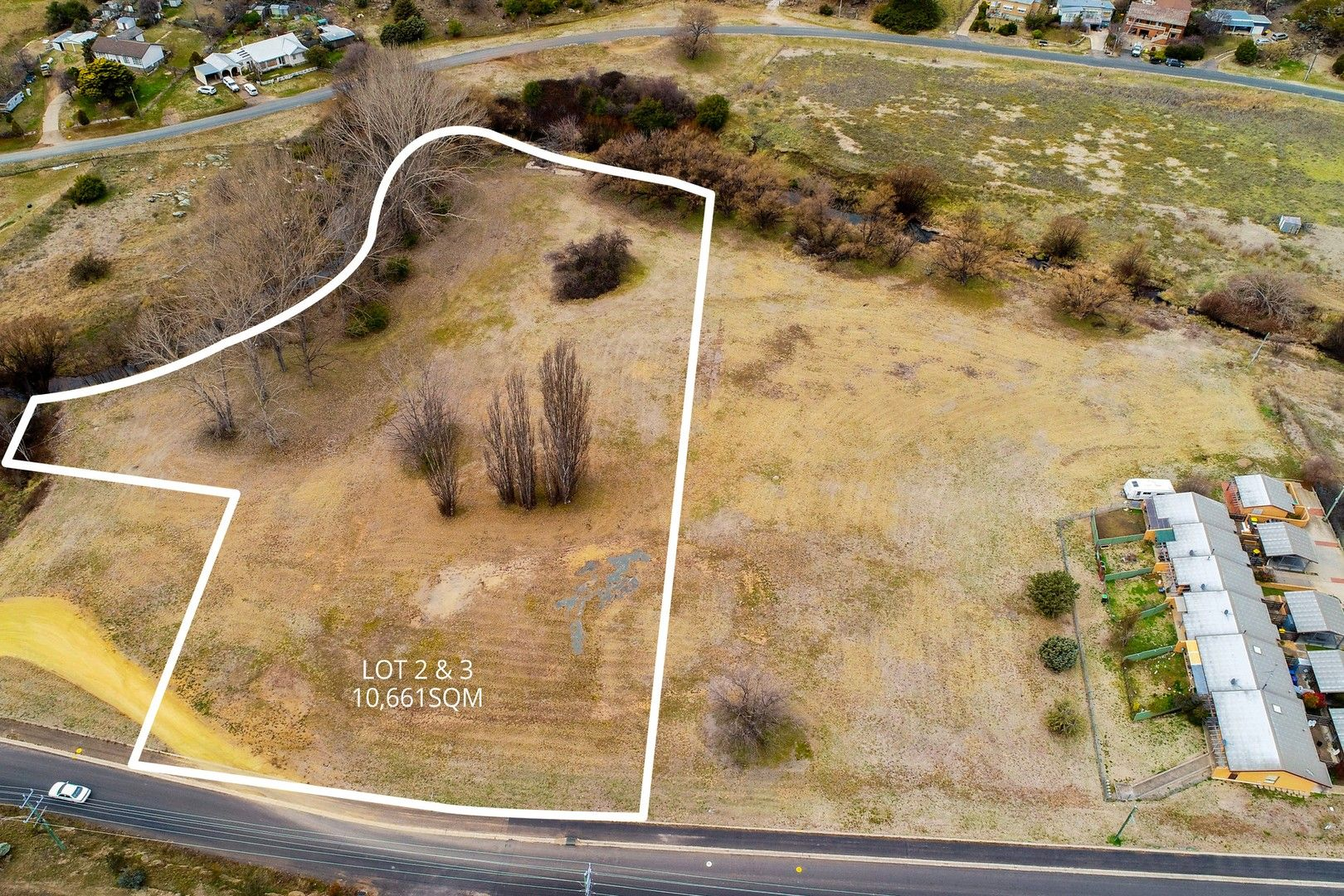 Lots 2 & 3 Dp 537242 Mulach Street, Cooma NSW 2630, Image 0