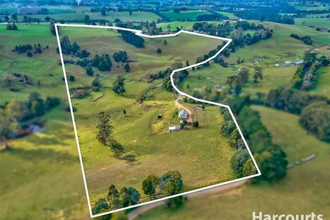 Picture of 2 Fowlers Road, ELLINBANK VIC 3821