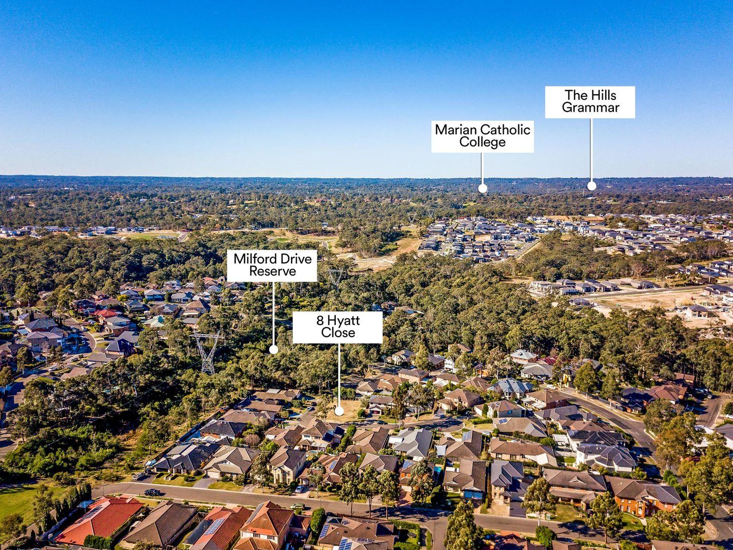 8 Hyatt Close, Rouse Hill NSW 2155, Image 2