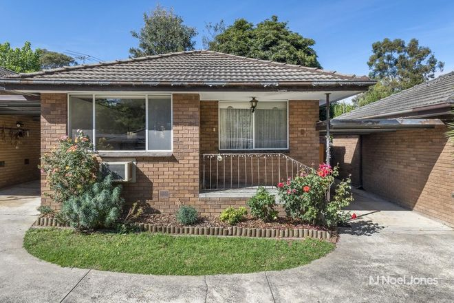 Picture of 8/10-12 New Street, RINGWOOD VIC 3134