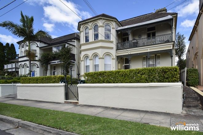 Picture of 2/7 Collingwood Street, DRUMMOYNE NSW 2047