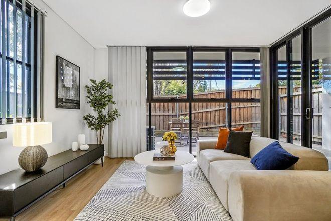 Picture of 14/40-44 Edgeworth David Avenue, WAITARA NSW 2077