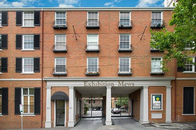 Picture of 226/51 Rathdowne Street, CARLTON VIC 3053
