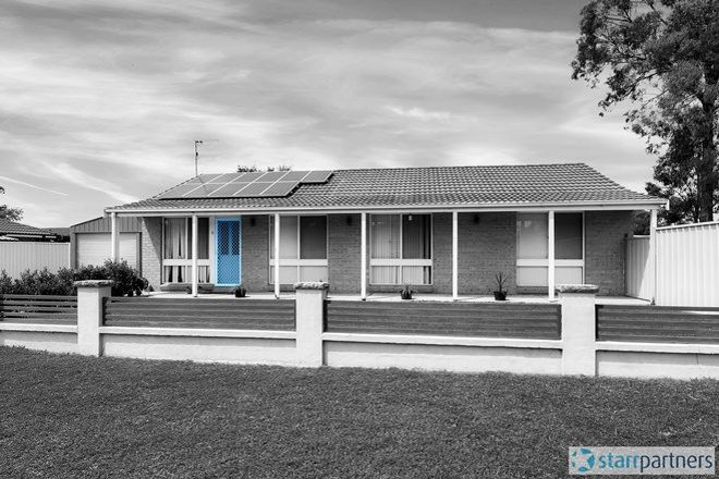 Picture of 6 Therry Street, BLIGH PARK NSW 2756