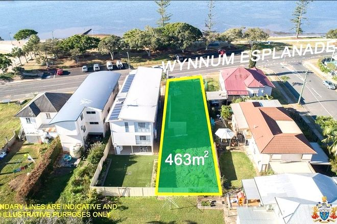 Picture of 183 Wynnum Esplanade, WYNNUM QLD 4178