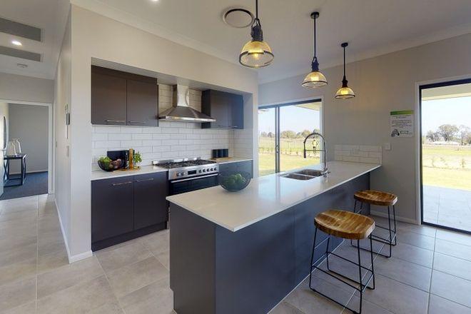 Picture of Lot 1, Mount Berryman Road,, BLENHEIM QLD 4341