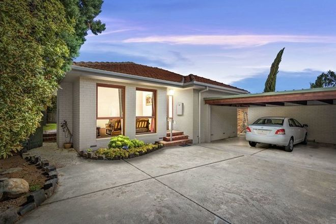 Picture of 2/27 Grandview Terrace, KEW VIC 3101