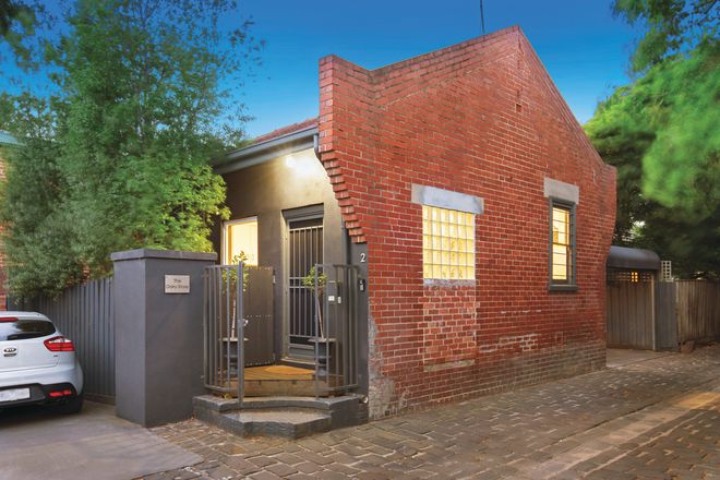 Picture of 2 Irelands Lane, HAWTHORN EAST VIC 3123