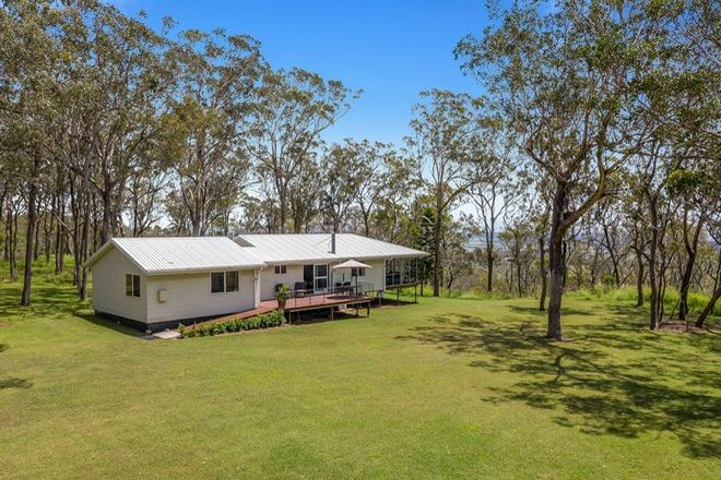 Picture of 337 Sawpit Road, RAMSAY QLD 4358