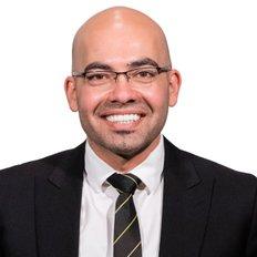 Ayman Al-Omar, Sales representative