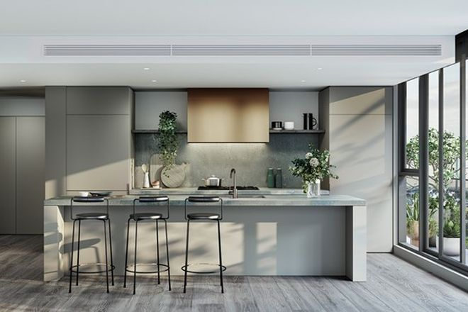 Picture of 708-09/268 Adderley Street, WEST MELBOURNE VIC 3003