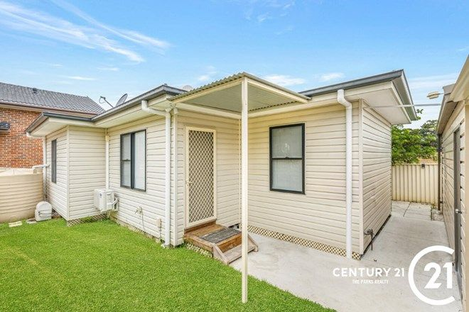 Picture of 124a Quarry Road, BOSSLEY PARK NSW 2176