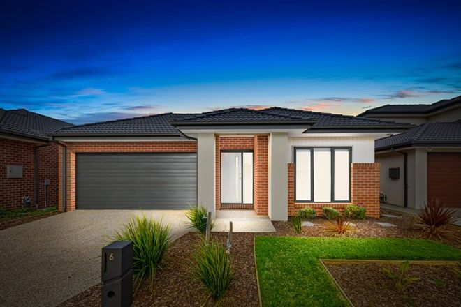 Picture of 6 Dutchelm Avenue, WERRIBEE VIC 3030