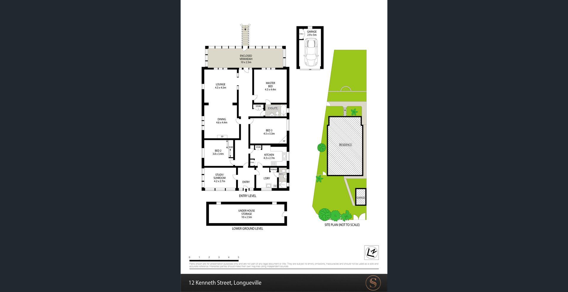 12 Kenneth Street, Longueville NSW 2066, Image 1