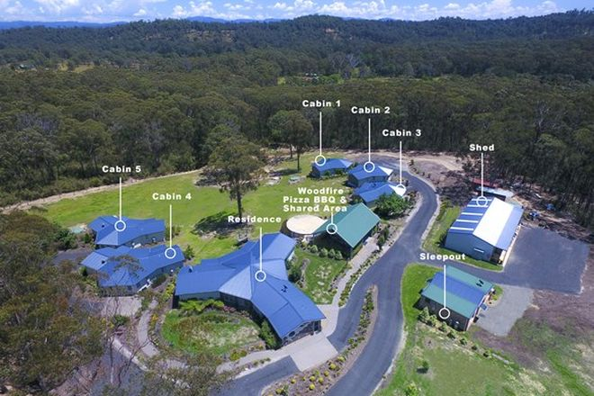 Picture of 34 Pebbly Beach Road, EAST LYNNE NSW 2536