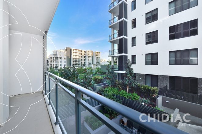 Picture of 216/8 Baywater Drive, WENTWORTH POINT NSW 2127