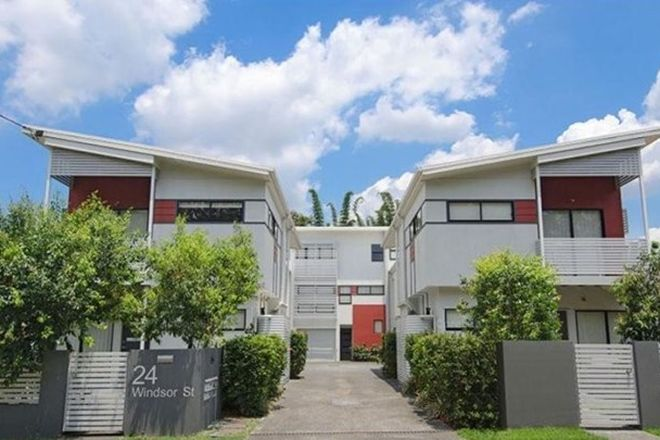 Picture of 5/24 Windsor Street, HAMILTON QLD 4007