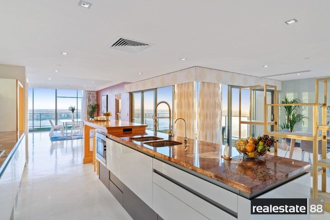 Picture of 2801/237 Adelaide Terrace, PERTH WA 6000