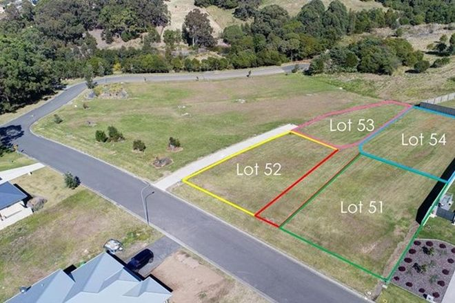 Picture of Lot 54 Scarborough Circuit, RED HEAD NSW 2430