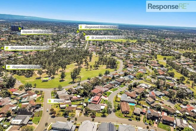 Picture of 23 Casuarina Circuit, KINGSWOOD NSW 2747