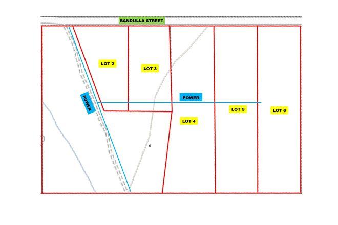 LOTS 2-6 BANDULLA, COONABARABRAN NSW 2357