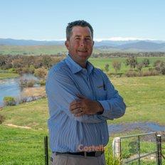 Justin Costello, Sales representative