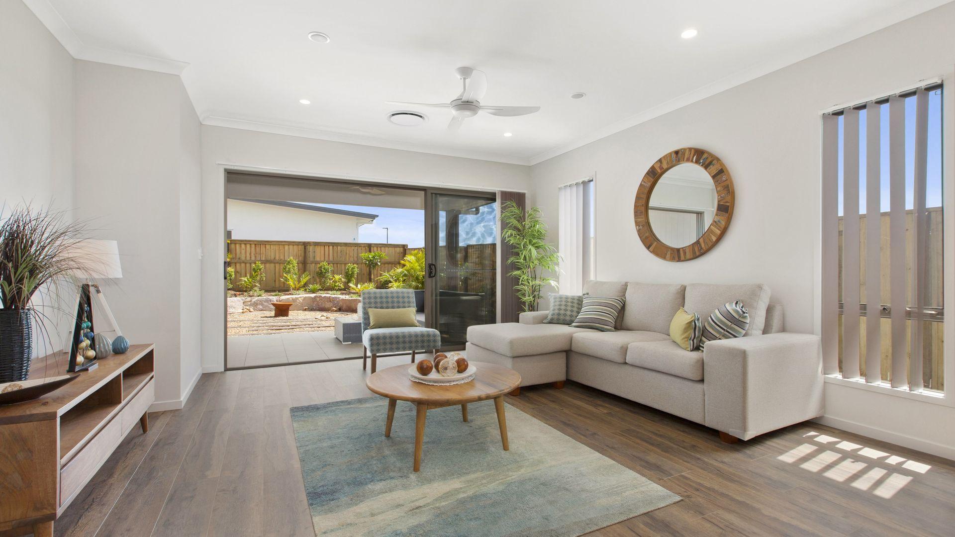 lot 1381 New Road, Aura, Caloundra West QLD 4551, Image 2