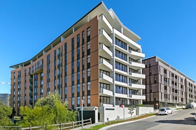 Picture of 205/3 Broughton  Street, PARRAMATTA NSW 2150